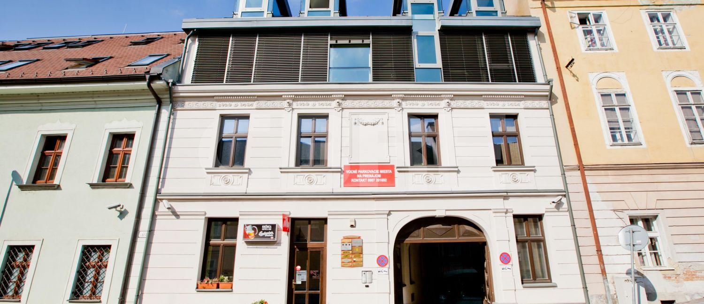 Panenská 23, Bratislava - Staré Mesto | Prenájom kancelárií od CBRE