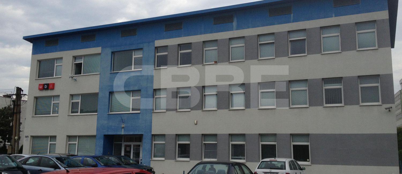 Pluhová 50/A, Bratislava - Nové Mesto | Prenájom kancelárií od CBRE