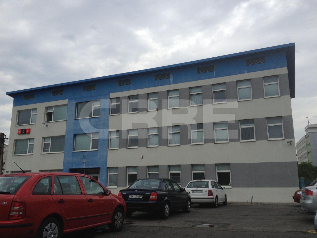 Pluhová 50/A, Bratislava - Nové Mesto | Prenájom kancelárií od CBRE | 1