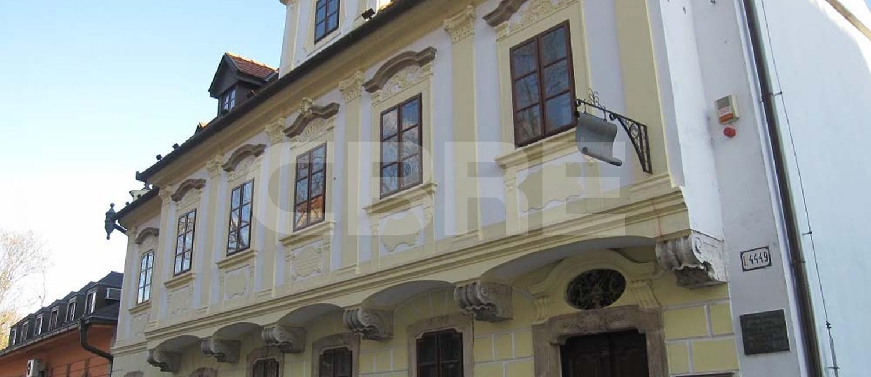 Žižkova 1 - Rybársky cech, Bratislava - Staré Mesto | Prenájom kancelárií od CBRE