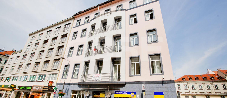 Gorkého 3, Bratislava - Staré Mesto | Prenájom kancelárií od CBRE