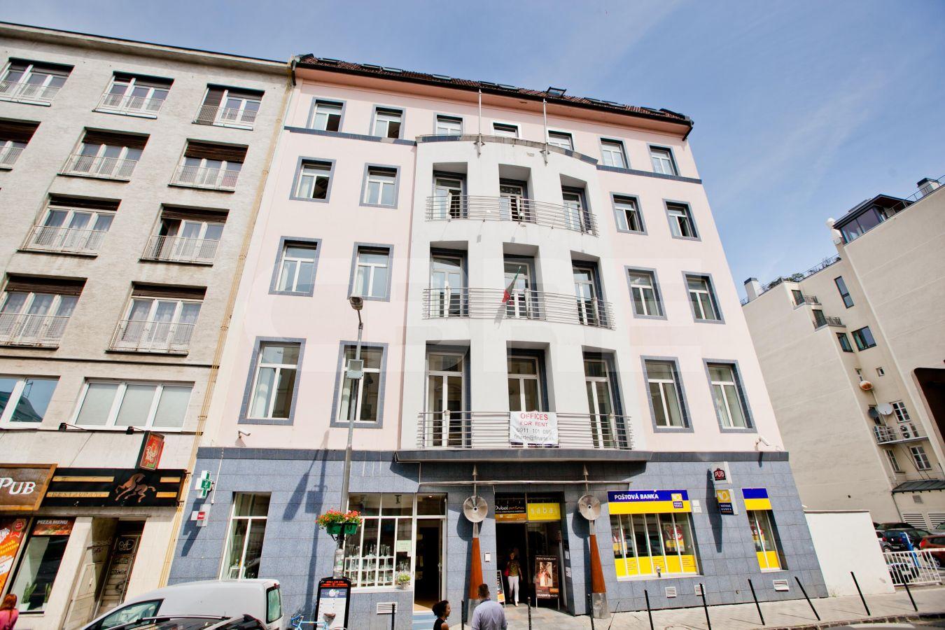 Gorkého 3, Bratislava - Staré Mesto | Prenájom kancelárií od CBRE | 1