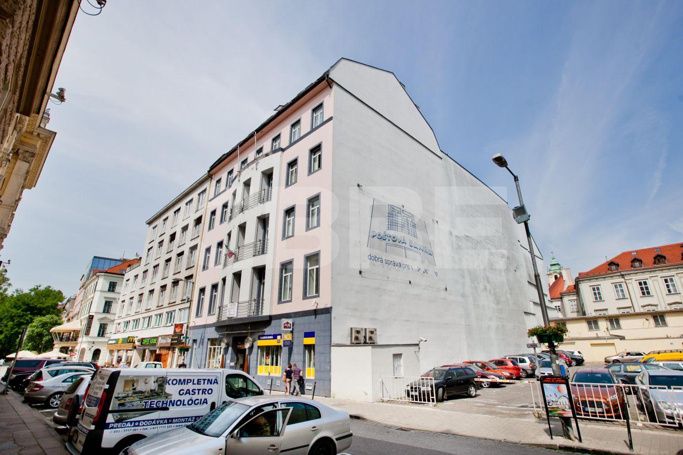 Gorkého 3, Bratislava - Staré Mesto | Prenájom kancelárií od CBRE | 3