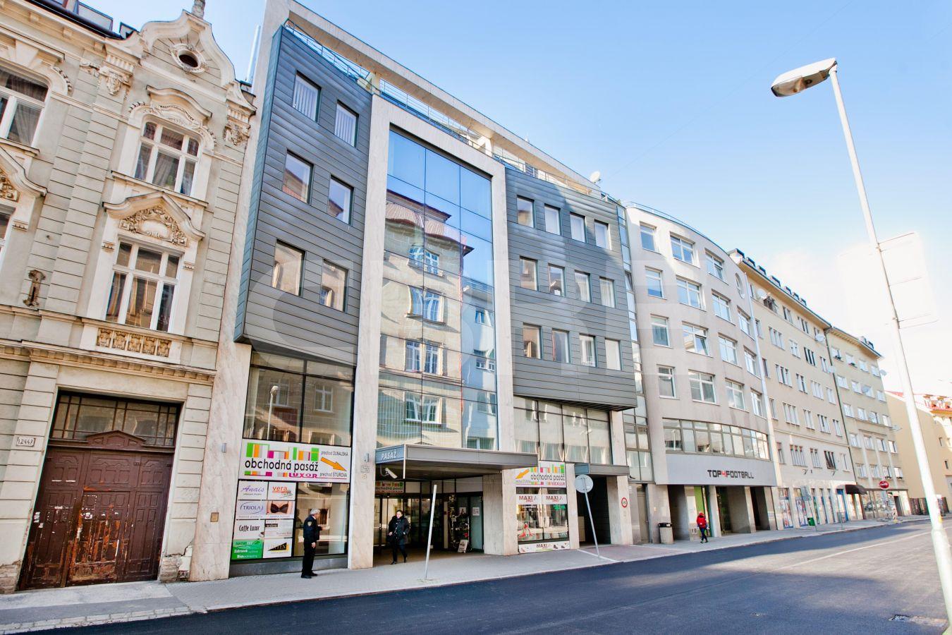 Kancelárie Grosslingová 5, Bratislava - Staré Mesto | Prenájom kancelárií od CBRE | 1
