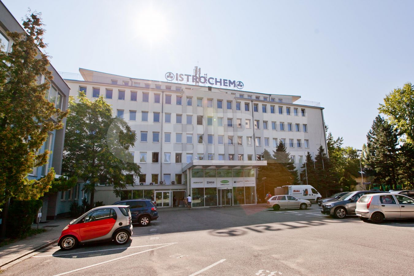 Nobelova 34, Bratislava - Nové Mesto | Offices for rent by CBRE | 1