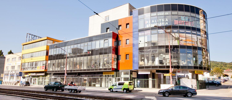 Račianska 77, Bratislava - Nové Mesto | Prenájom kancelárií od CBRE