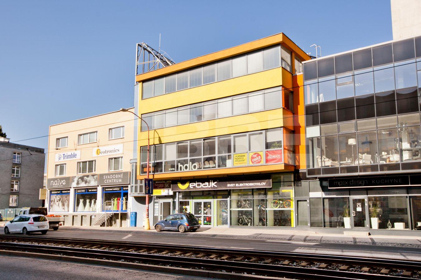 Račianska 77, Bratislava - Nové Mesto | Prenájom kancelárií od CBRE | 1