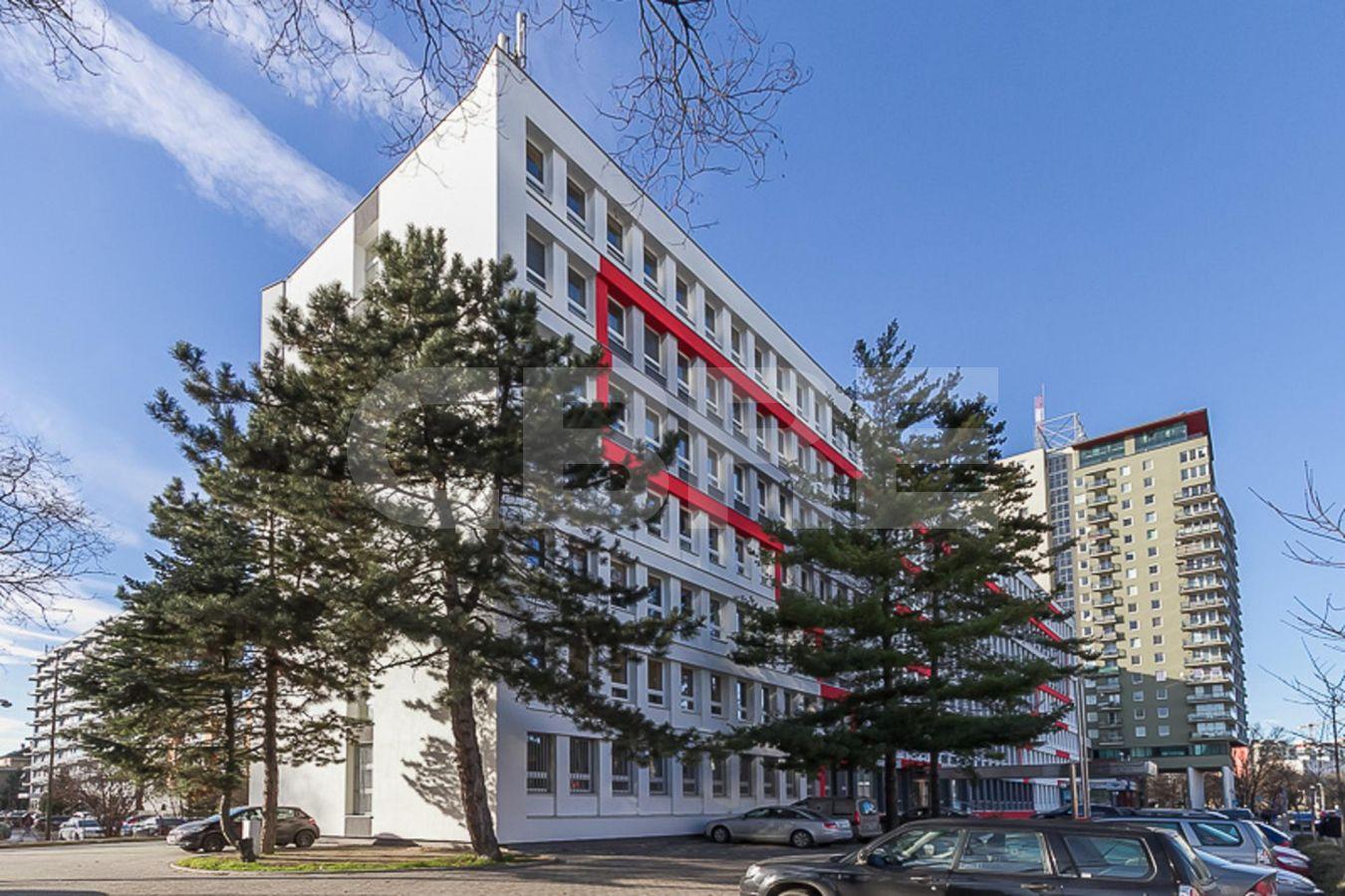 AC Ružová dolina 10, Bratislava - Ružinov | Prenájom kancelárií od CBRE | 1