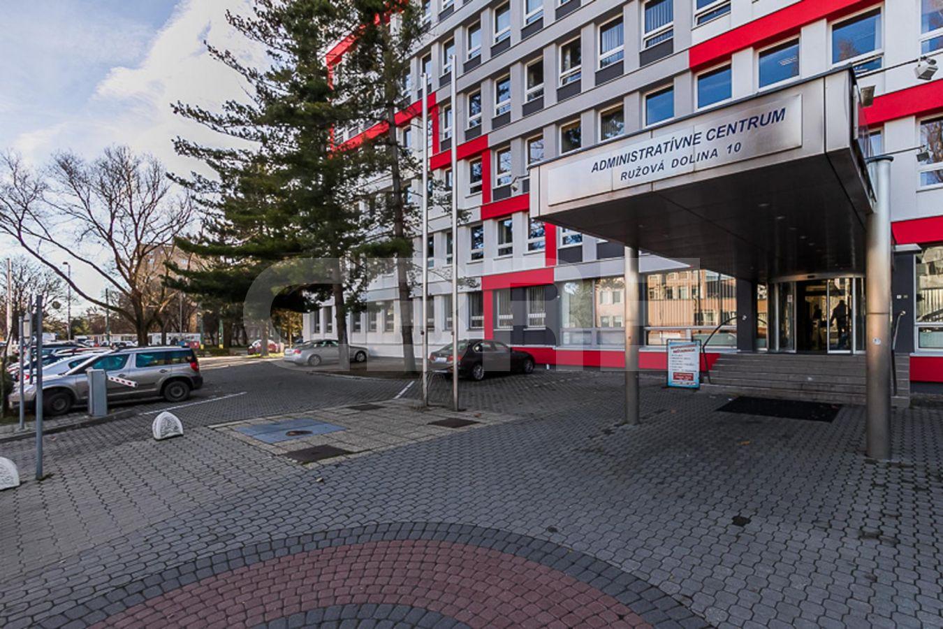AC Ružová dolina 10, Bratislava - Ružinov | Prenájom kancelárií od CBRE | 2