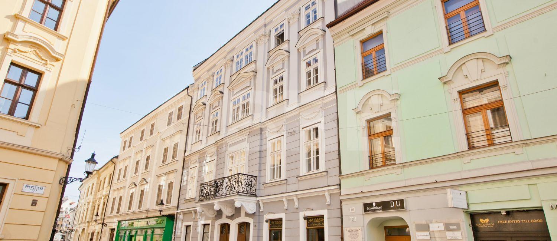 Ventúrska 16, Bratislava - Staré Mesto | Prenájom kancelárií od CBRE