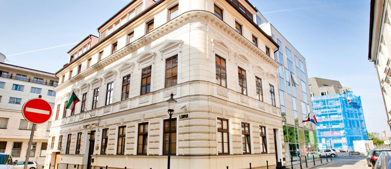 Lodná 2, Bratislava - Staré Mesto | Prenájom kancelárií od CBRE