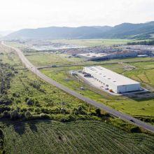 CTPark Zilina - ZG3, Žilinský kraj, Gbeľany | Prenájom a predaj skladov a výrobných hál od CBRE