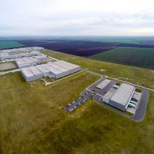 CTPark Trnava - TRN4, Trnavský kraj, Trnava | Prenájom a predaj skladov a výrobných hál od CBRE