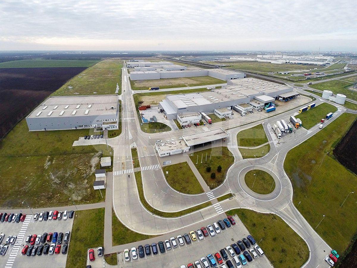 CTPark Trnava - TRN8, Trnavský kraj, Trnava | Prenájom a predaj skladov a výrobných hál od CBRE | 1