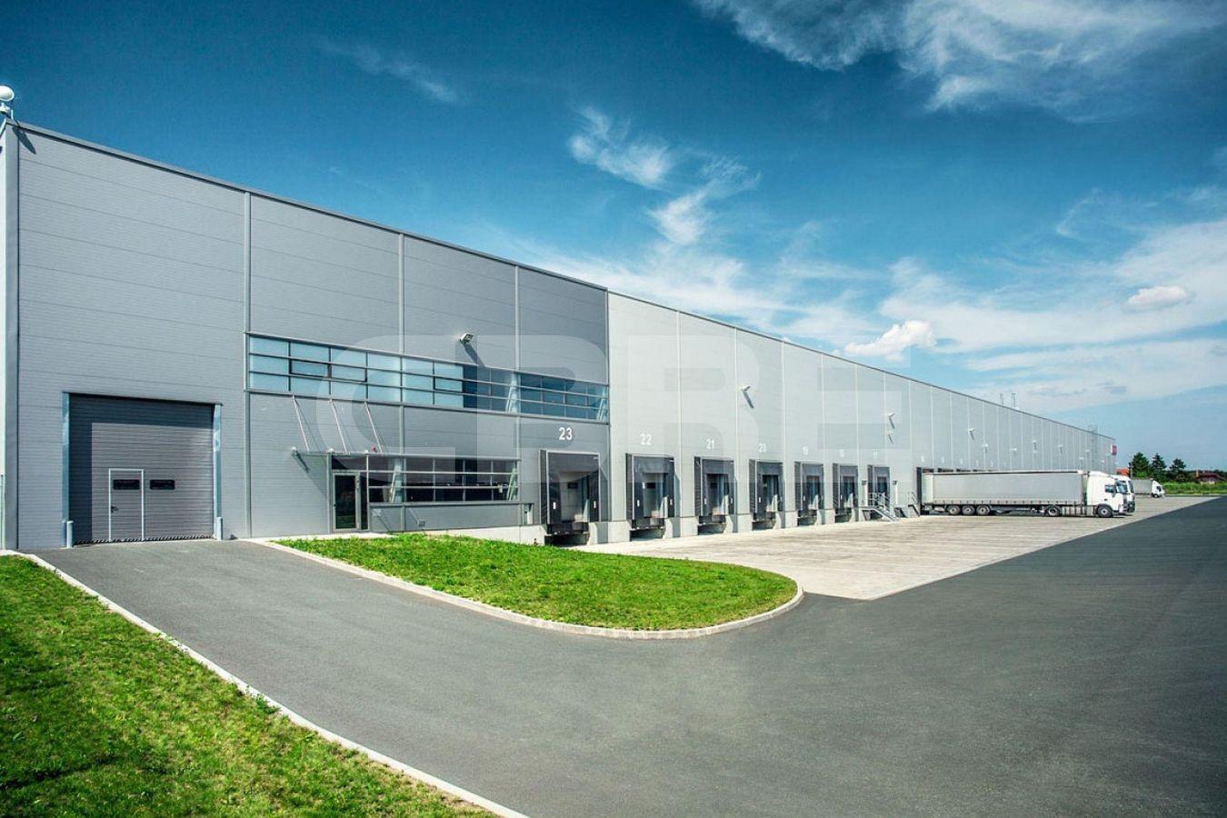 ctPark Presov - PR8, Prešovský kraj, Prešov | Prenájom a predaj skladov a výrobných hál od CBRE | 1