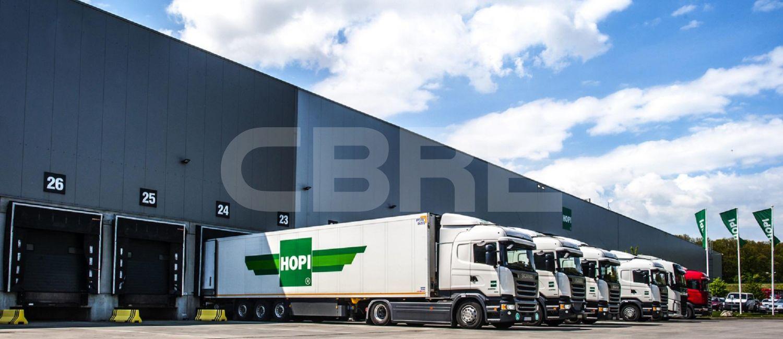 GLP Senec - Hall E, Bratislavský kraj, Senec | Prenájom a predaj skladov a výrobných hál od CBRE