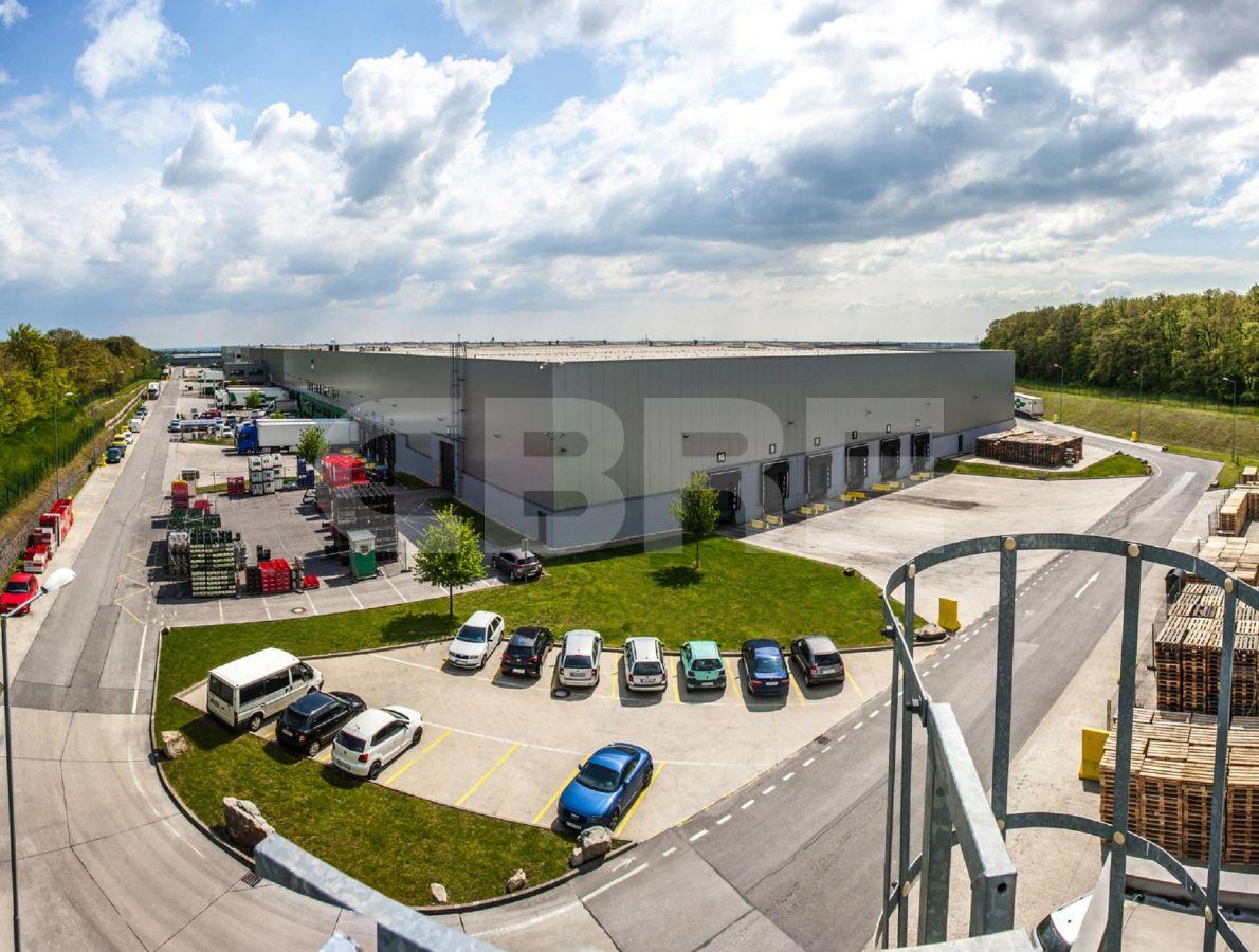 GLP Senec - Hall E, Bratislavský kraj, Senec | Prenájom a predaj skladov a výrobných hál od CBRE | 1
