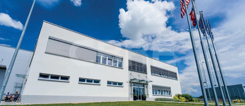 CEHIP Vrable - Hall 1, Nitriansky kraj, Vráble | Prenájom a predaj skladov a výrobných hál od CBRE