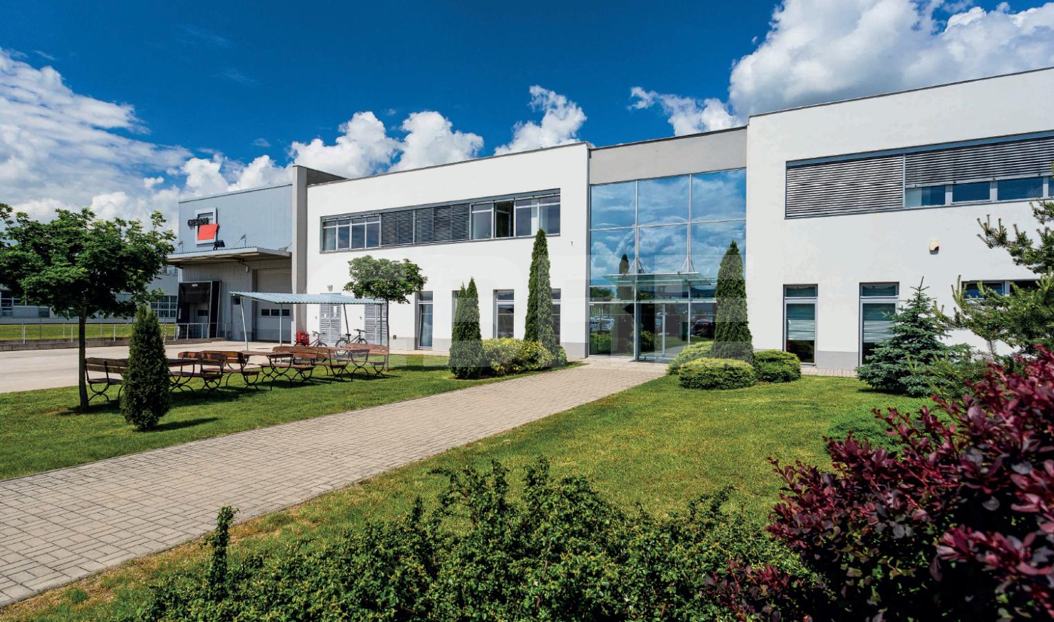 CEHIP Vrable - Hall 1, Nitriansky kraj, Vráble | Prenájom a predaj skladov a výrobných hál od CBRE | 2