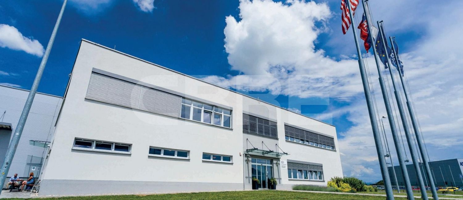 CEHIP Vrable - Hall 4, Nitra Region, Vráble | Warehouses for rent or sale by CBRE