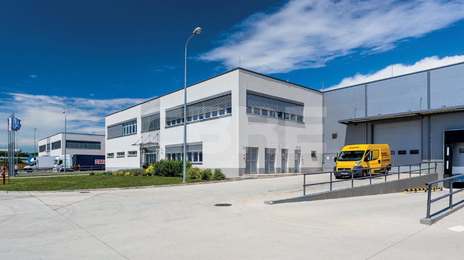 CEHIP Vrable - Hall 4, Nitra Region, Vráble | Warehouses for rent or sale by CBRE | 1