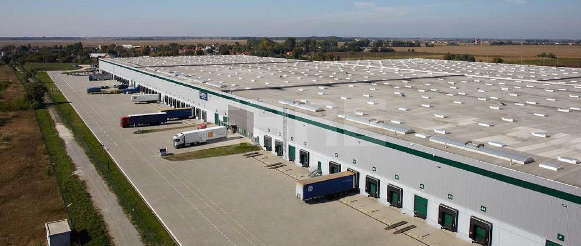 CGL Park Galanta - DC2, Trnavský kraj, Galanta   Prenájom a predaj skladov a výrobných hál od CBRE   1