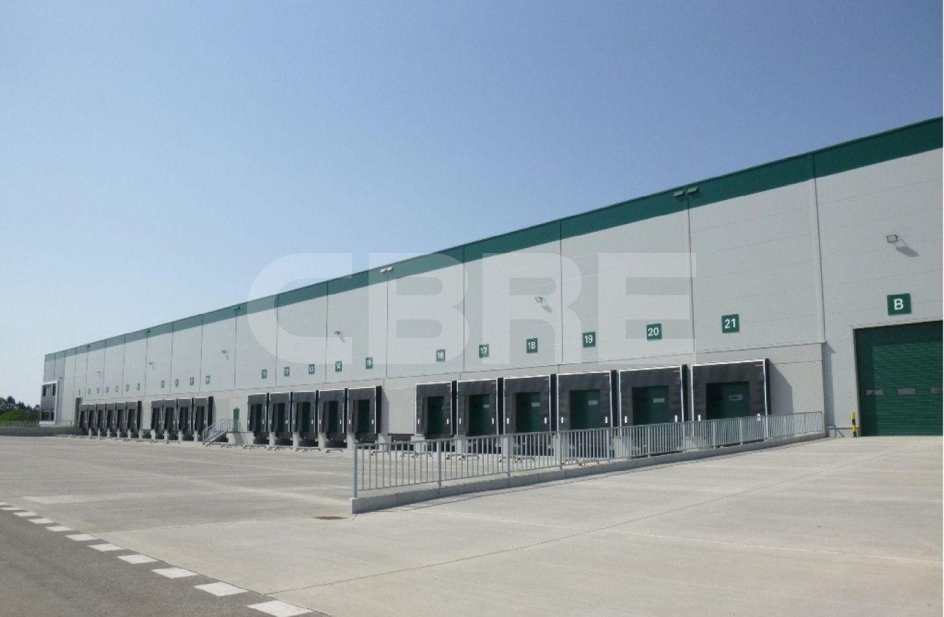 Prologis Park Senec - DC16, Bratislavský kraj, Senec | Prenájom a predaj skladov a výrobných hál od CBRE | 1
