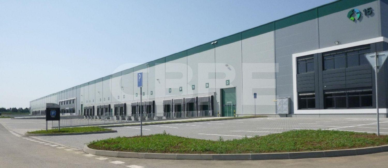 Prologis Park Senec - DC18, Bratislavský kraj, Senec | Prenájom a predaj skladov a výrobných hál od CBRE