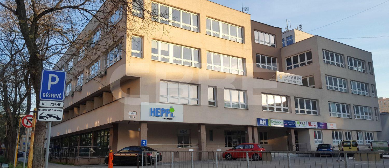 Cassofin II., Košice, Košice - Staré Mesto | Offices for rent by CBRE