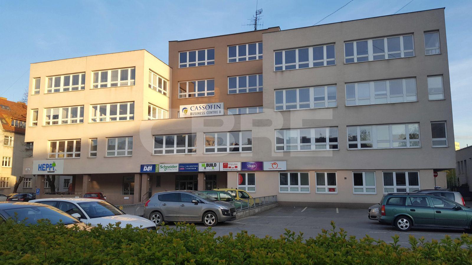 Cassofin II., Košice, Košice - Staré Mesto | Prenájom kancelárií od CBRE | 1