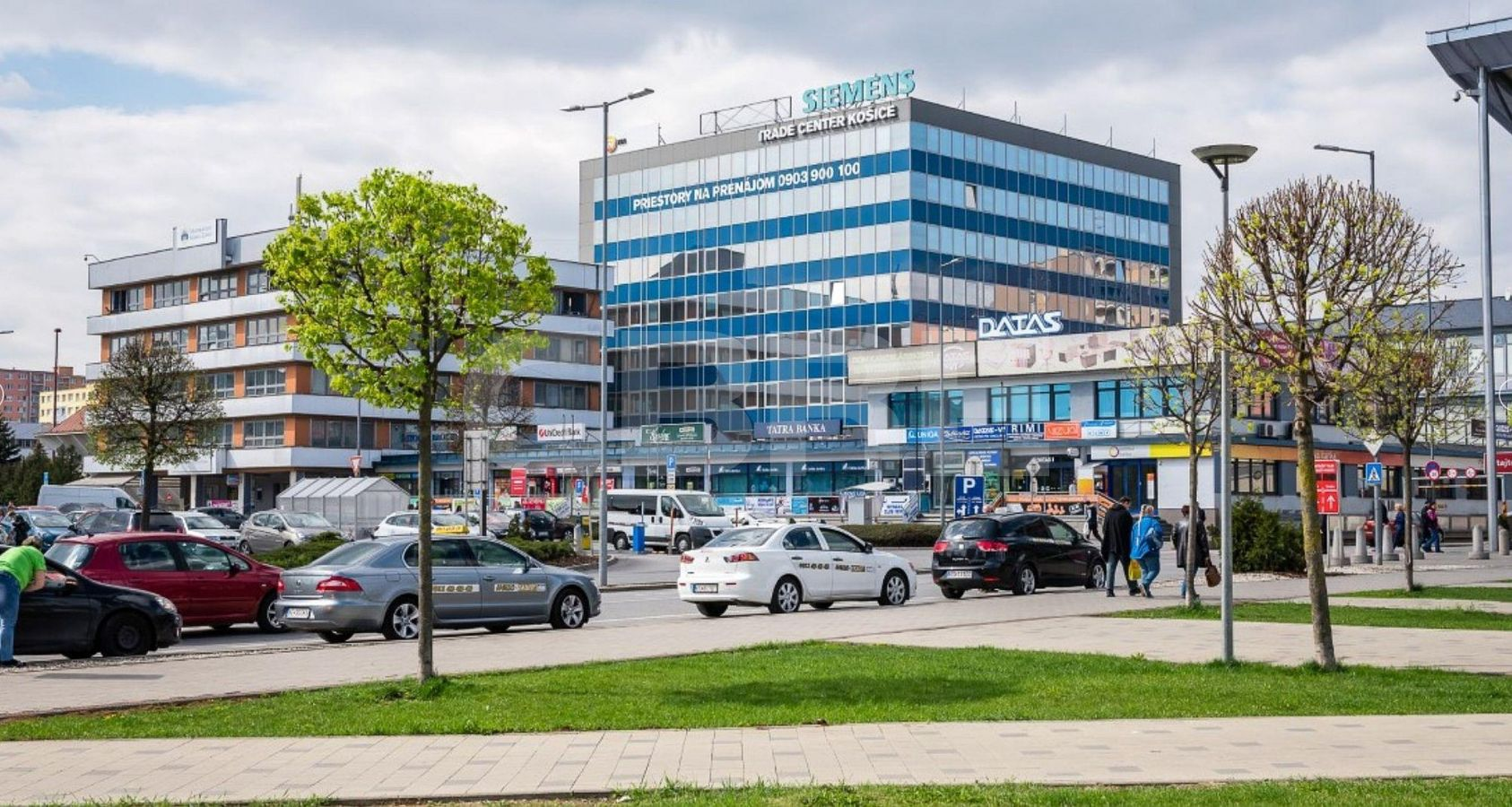 Trade Center Košice, Košice - Staré Mesto | Offices for rent by CBRE | 3