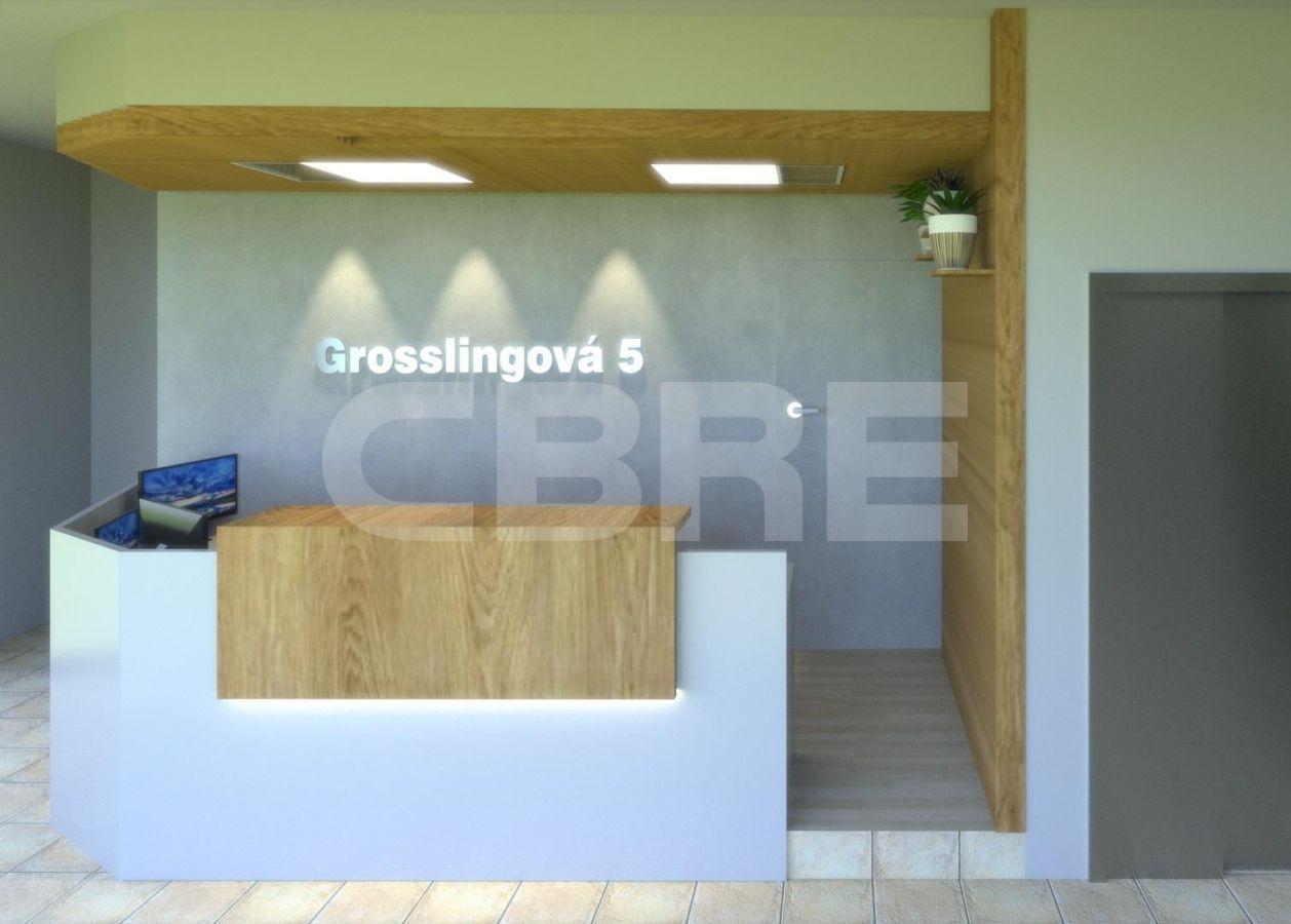 Kancelárie Grosslingová 5, Bratislava - Staré Mesto | Prenájom kancelárií od CBRE | 3