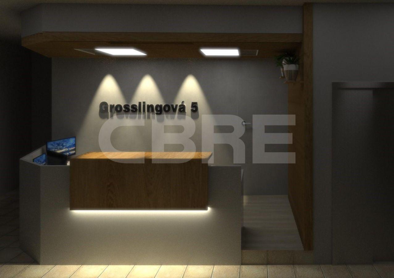 Kancelárie Grosslingová 5, Bratislava - Staré Mesto | Prenájom kancelárií od CBRE | 4