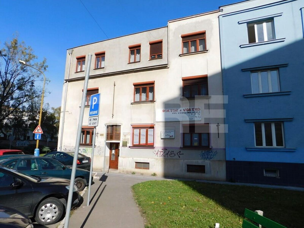 Nehnuteľnosť na predaj v širšom centre Košíc, Košice | Prenájom kancelárií od CBRE | 1