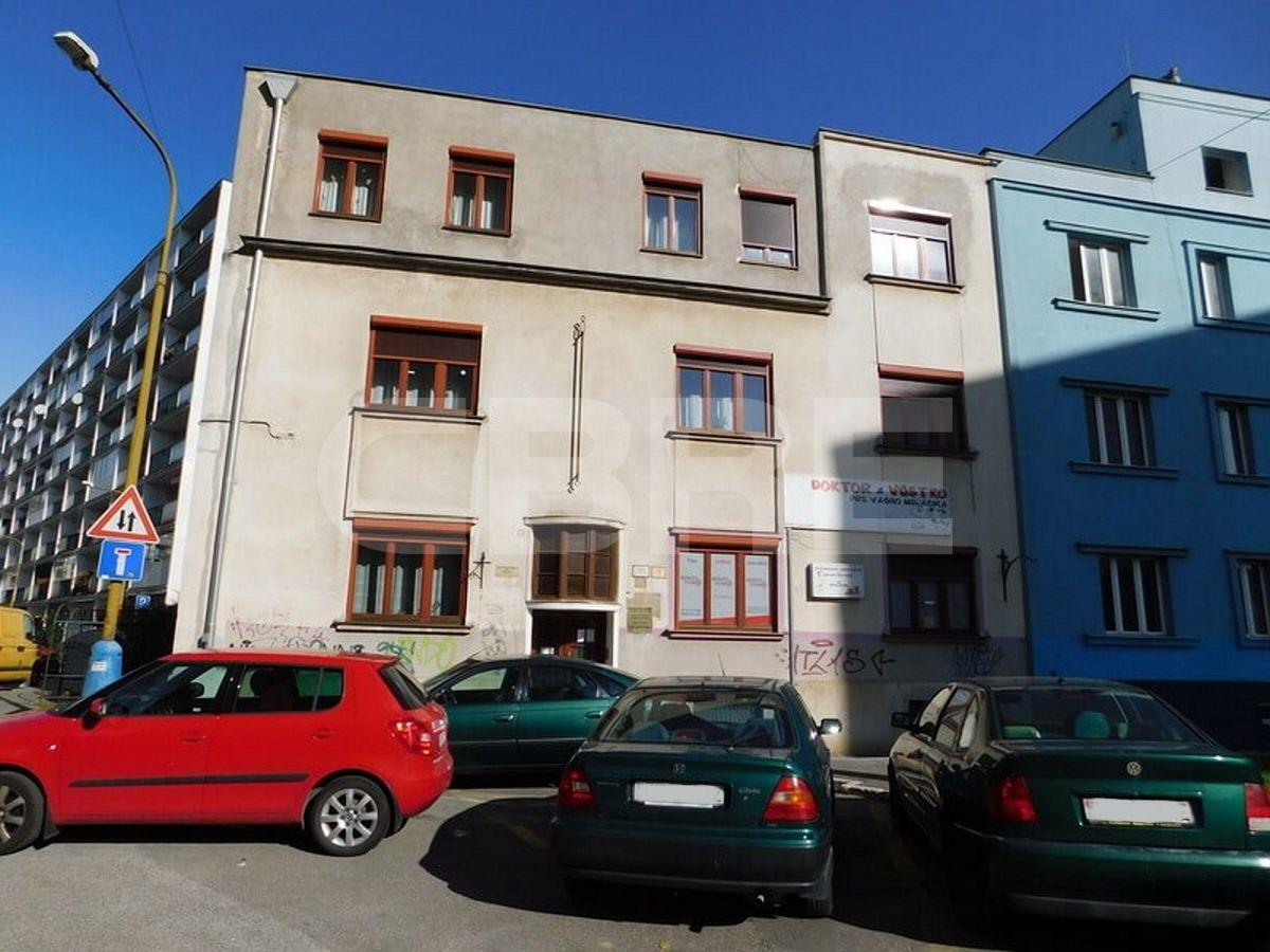 Nehnuteľnosť na predaj v širšom centre Košíc, Košice | Prenájom kancelárií od CBRE | 2