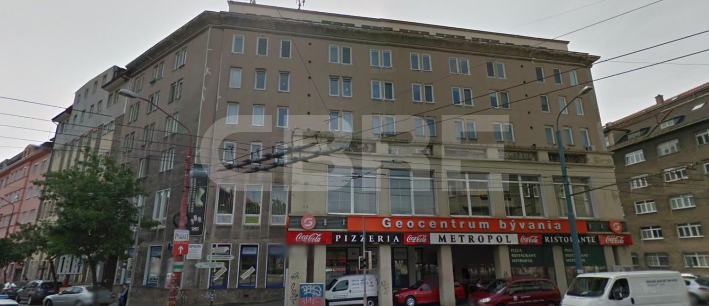 Žilinská 22, Bratislava - Staré Mesto | Prenájom kancelárií od CBRE