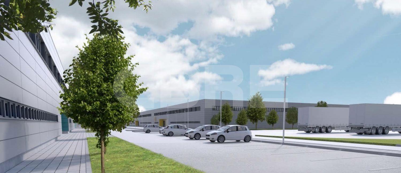 Autoparky Zohor Park - Hala 03, Bratislavský kraj, Zohor | Prenájom a predaj skladov a výrobných hál od CBRE