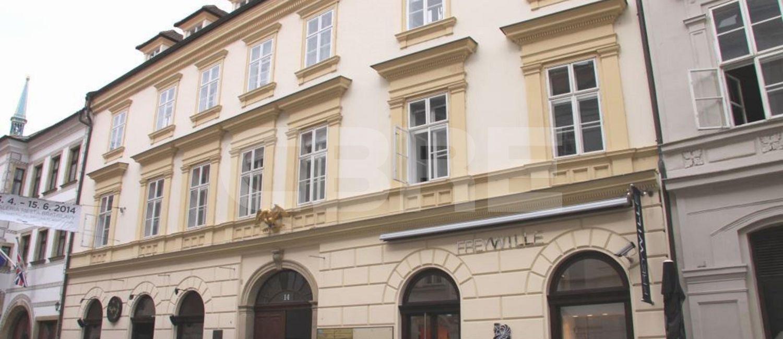 Panská 14, Bratislava - Staré Mesto | Prenájom kancelárií od CBRE