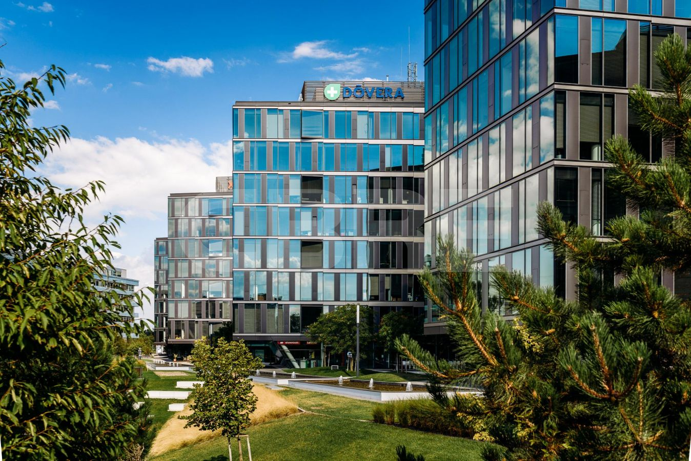 Digital Park phase III, Bratislava - Petržalka | Offices for rent by CBRE | 1