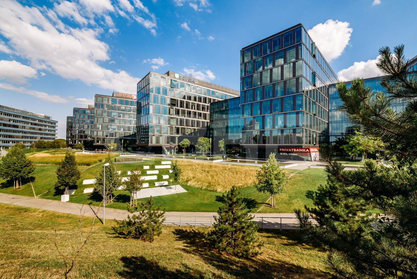 Digital Park phase III, Bratislava - Petržalka | Offices for rent by CBRE | 2
