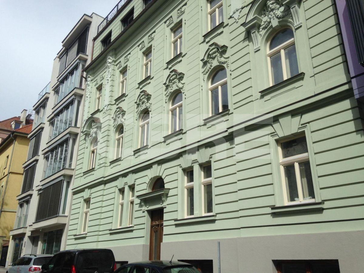 Zochova 10-14, Bratislava - Staré Mesto | Prenájom kancelárií od CBRE | 1
