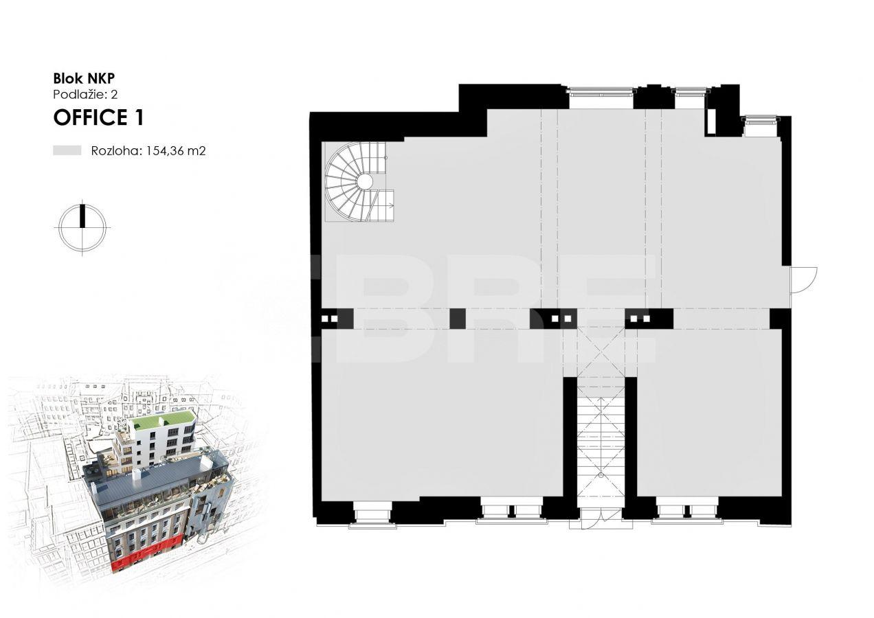 Zochova 10-14, Bratislava - Staré Mesto | Prenájom kancelárií od CBRE | 4