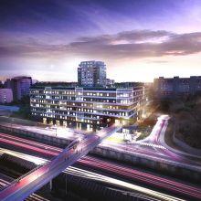 EIN PARK Offices, Bratislava - Petržalka | Prenájom kancelárií od CBRE