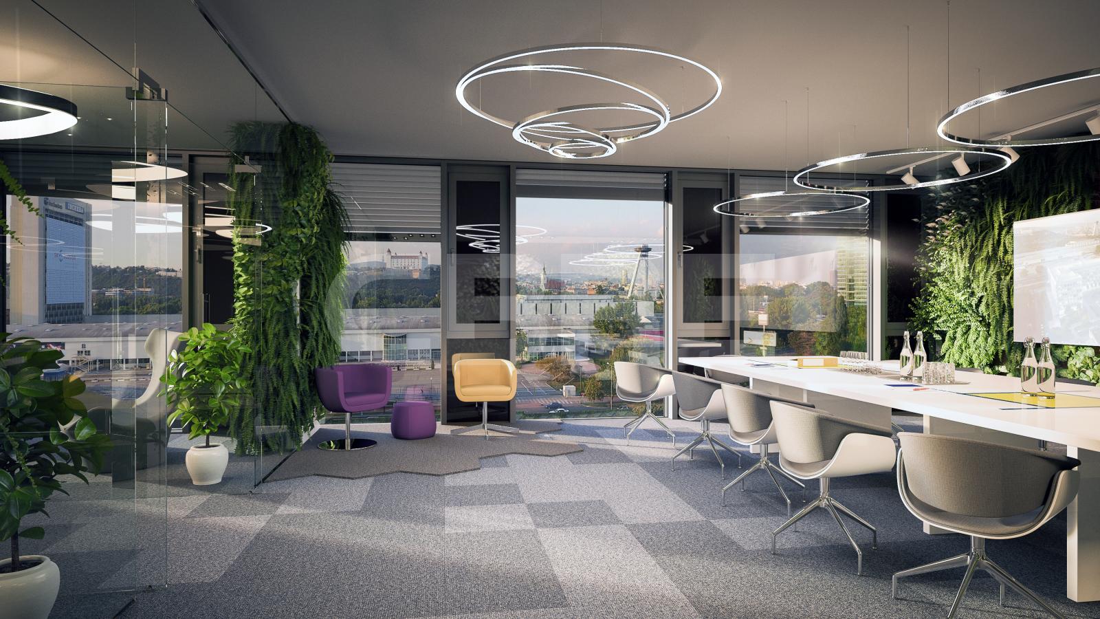 EIN PARK Offices, Bratislava - Petržalka | Prenájom kancelárií od CBRE | 2