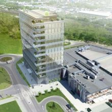 Fresh Market Office, Bratislava - Ružinov | Offices for rent by CBRE