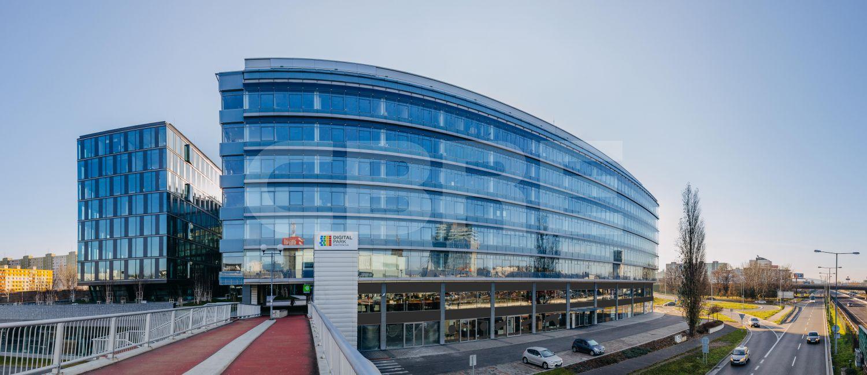 Digital Park Phase I, Bratislava - Petržalka | Prenájom kancelárií od CBRE