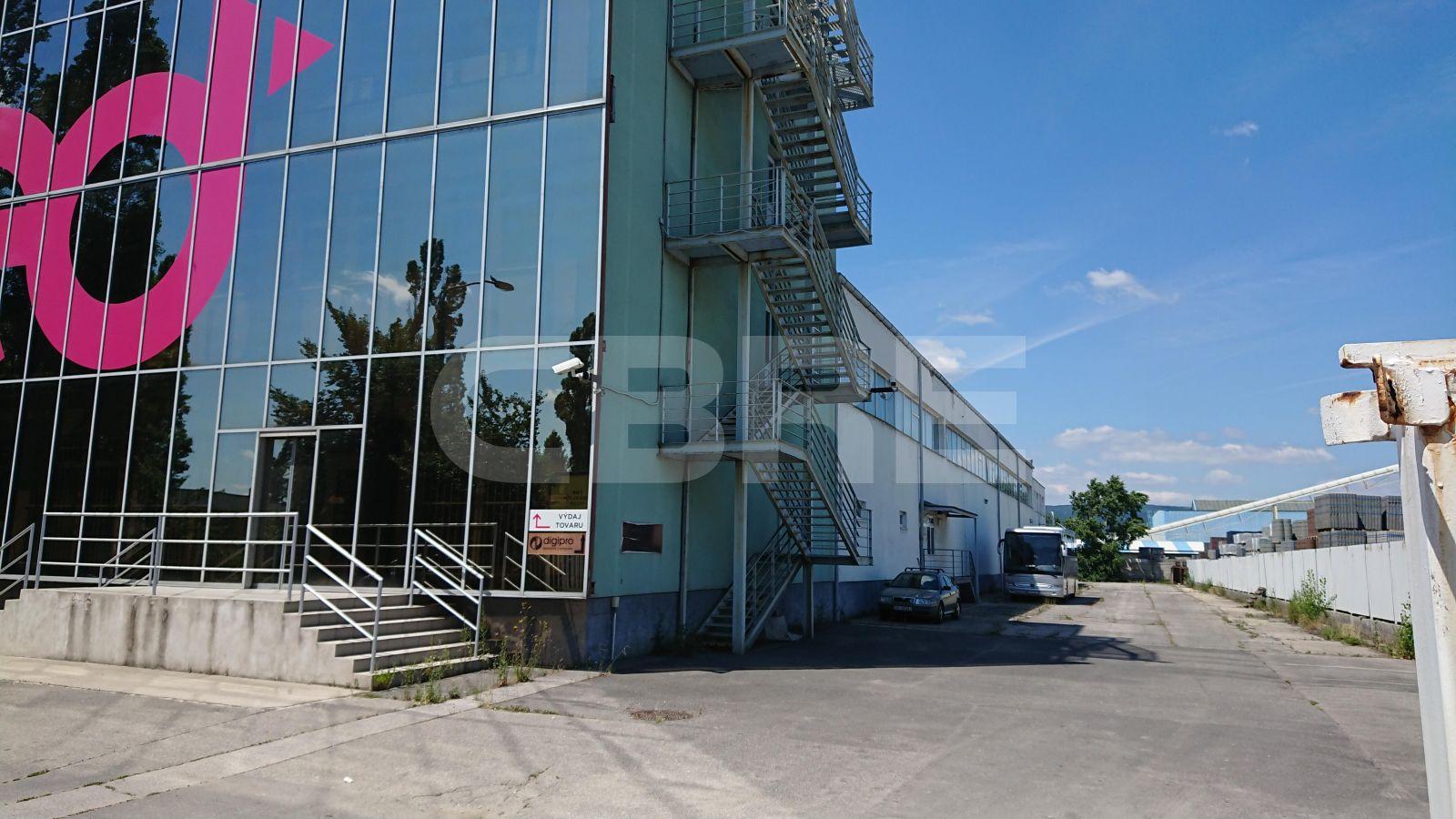 Stará Vajnorská 21, Bratislava - Ružinov | Prenájom kancelárií od CBRE | 1