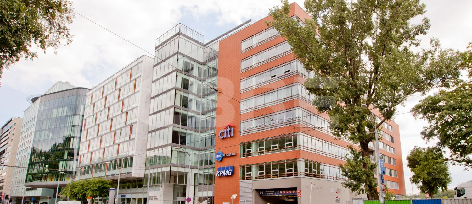 River Park - Block C, Bratislava - Staré Mesto | Offices for rent by CBRE