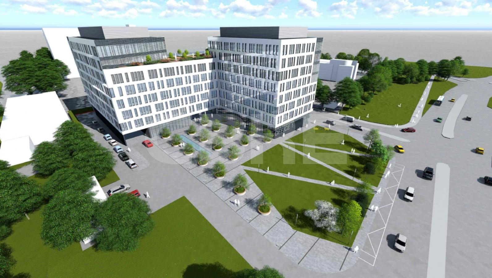 Office Pristavna 1, Bratislava - Ružinov | Prenájom kancelárií od CBRE | 1