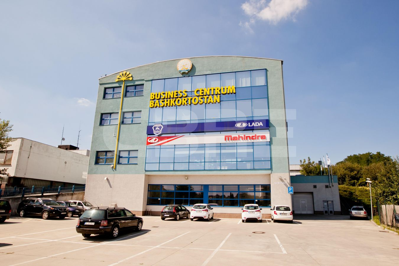 AB  Bashkortostan, Bratislava - Dúbravka | Offices for rent by CBRE | 1